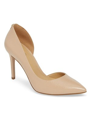 MICHAEL Michael Kors lucile genuine calf hair flex pump
