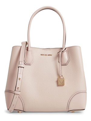 MICHAEL Michael Kors medium mercer leather satchel