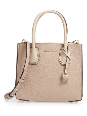 MICHAEL Michael Kors medium mercer pebbled leather tote