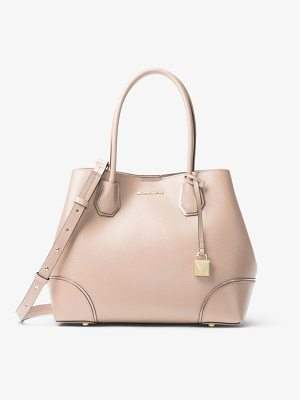 MICHAEL Michael Kors Mercer Gallery Medium Leather Satchel