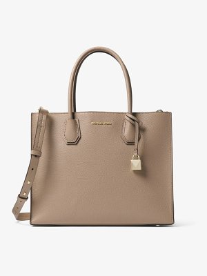 MICHAEL MICHAEL KORS Mercer Large Leather Tote