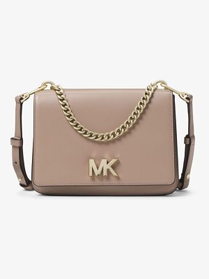 MICHAEL Michael Kors Mott Large Leather Crossbody