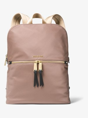 MICHAEL Michael Kors Polly Medium Nylon Backpack