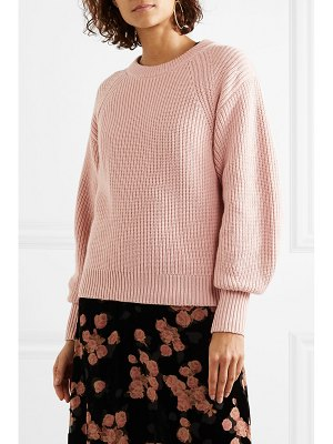 MICHAEL Michael Kors ribbed knitted sweater