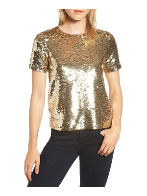 MICHAEL Michael Kors sequin top