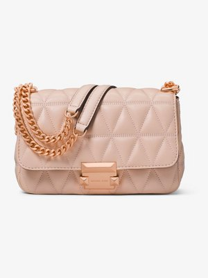 MICHAEL Michael Kors Sloan Small Quilted Leather Shoulder Bag