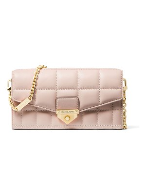 MICHAEL Michael Kors Soho Large Quilted Leather Crossbody Bag