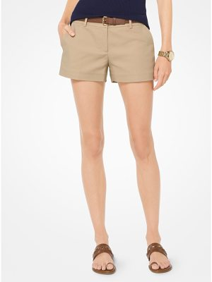 MICHAEL Michael Kors Stretch-Cotton Shorts
