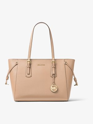 MICHAEL MICHAEL KORS Voyager Medium Leather Tote