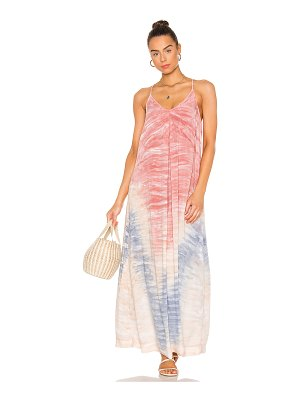 Michael Stars haze wash maxi dress