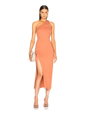 Michelle Mason Back Strap Dress