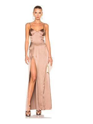 Michelle Mason x FWRD Exclusive Bustier Gown