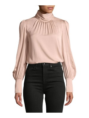 Milly Annabel Silky Stretch Blouse