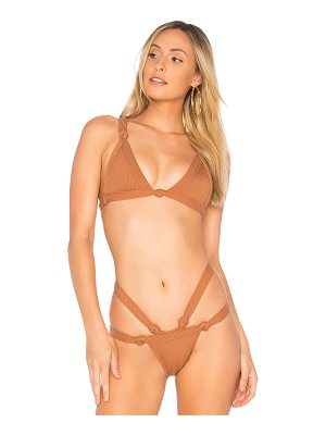 MINIMALE ANIMALE The Treachery Bikini Top