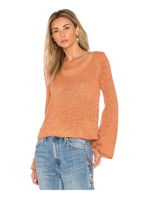 Minkpink Beau Lace Side Sweater