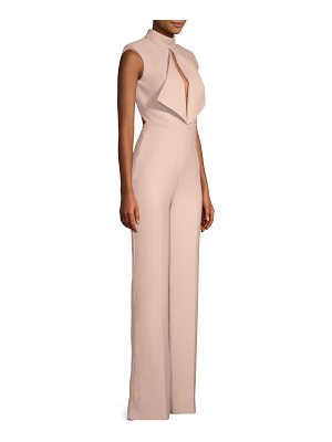 MISHA COLLECTION Justine Cutout Jumpsuit