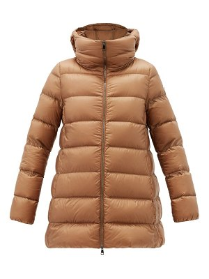 Moncler ange detachable double-layer down coat