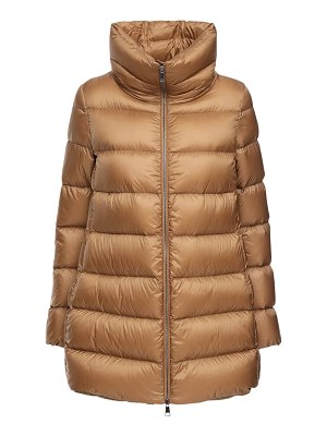 Moncler Anges nylon down coat
