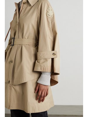 Moncler Genius 1 jw anderson dungeness trench coat