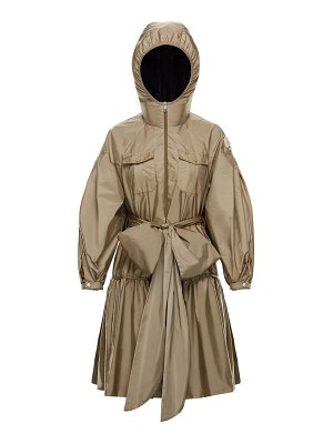 Moncler Genius by Moncler x 4 simone rocha tie waist trench coat