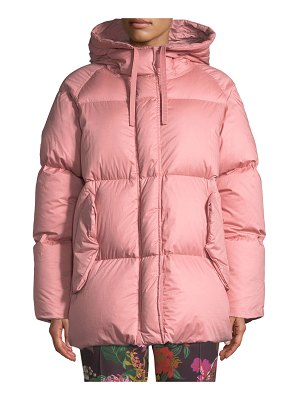 Moncler Nerium Hooded Puffer Jacket