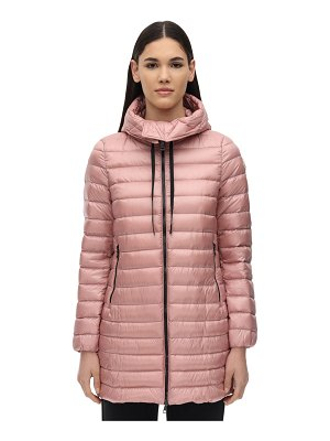 Moncler Rubis nylon down coat