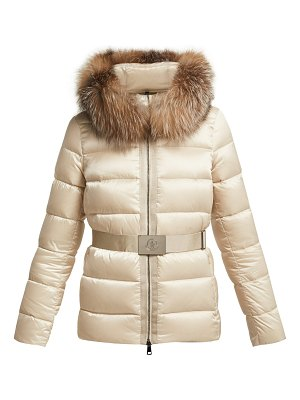 Moncler tatie quilted down jacket
