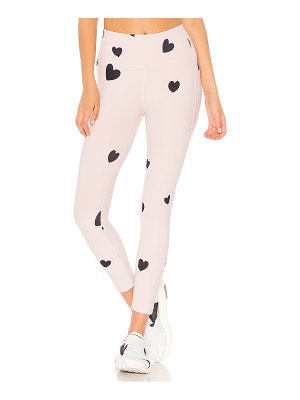 Monrow Scattered Hearts Legging