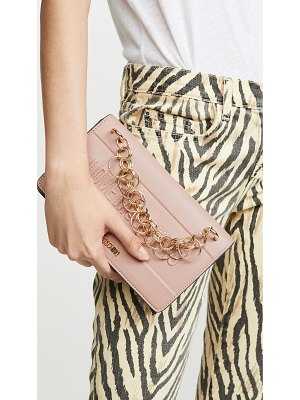 Moschino love  chain shoulder bag