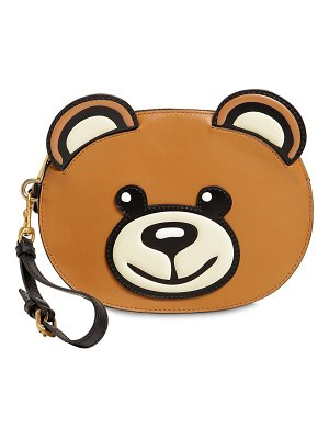 Moschino Teddy pouch