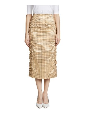 Mother Of Pearl idella skirt