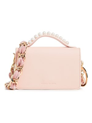 Mother Of Pearl jude stud satchel