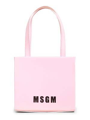 MSGM mini shopping bag