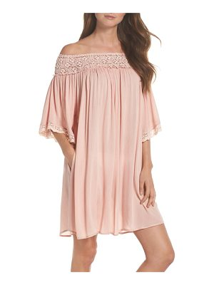 MUCHE ET MUCHETTE Rimini Crochet Cover-Up Dress