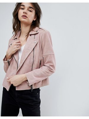 MUUBAA healey leather biker jacket