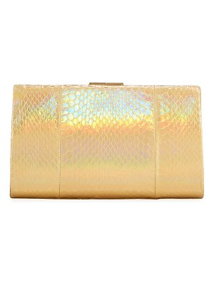 Nancy Gonzalez Colette Exposed Frame Clutch Bag