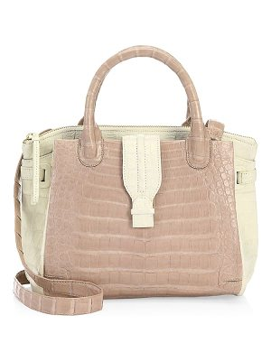 NANCY GONZALEZ Cristina Leather Satchel