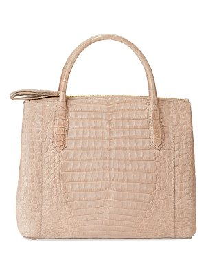 Nancy Gonzalez Nyx Medium Crocodile Tote Bag