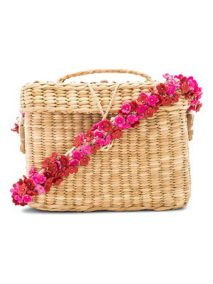 Nannacay Roge Small Flower Bag