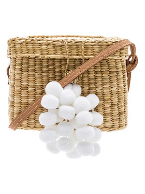 NANNACAY Roge Small Pompom Bag