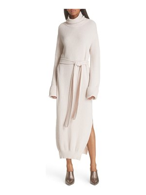 NANUSHKA canaan rib knit dress