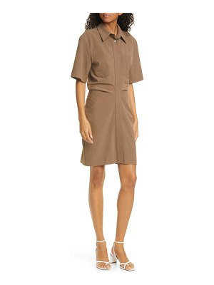 NANUSHKA mika shirtdress