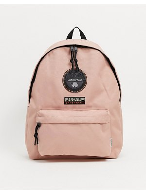 Napapijri voyage 2 backpack in pink