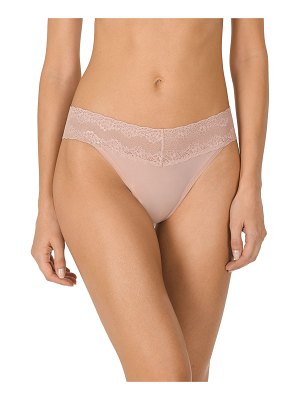 Natori Bliss Perfection Thong (One Size)