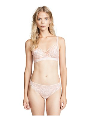 Natori flora wireless bra