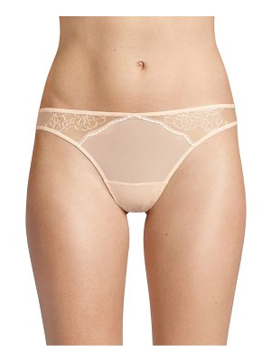 Natori foundations ethereal lace thong