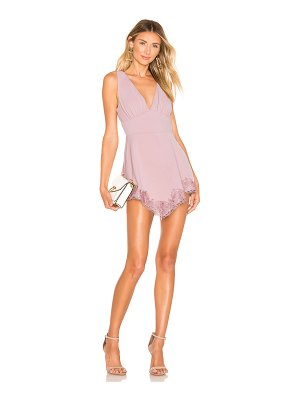 NBD alexandra mini dress