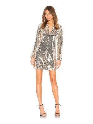 NBD Alibi Sequin Tunic Dress