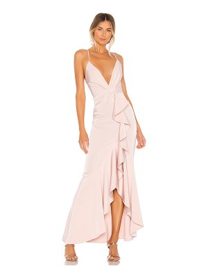 NBD light me up gown