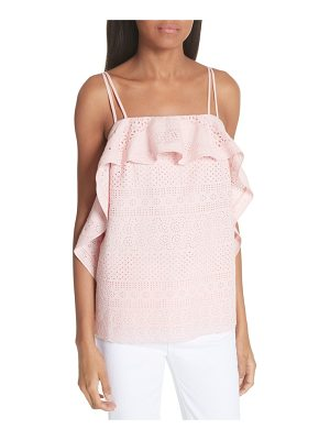 Needle & Thread deconstructed broderie top